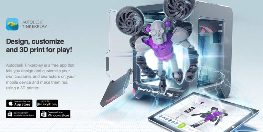 La impresión 3D entró en las aulas