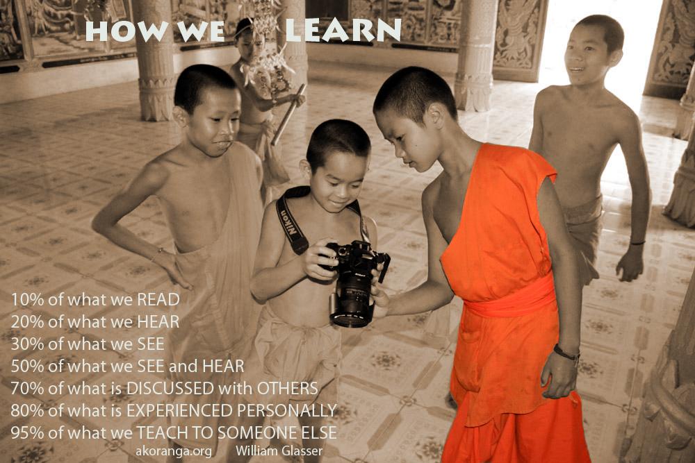¿Cómo aprendemos