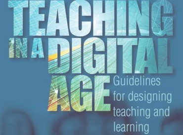 Tony Bates: Teaching in a Digital Age – Guía para el diseño de la enseñanza en la era digital