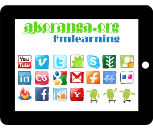 Recursos sobre mobile learning en educación #mlearning