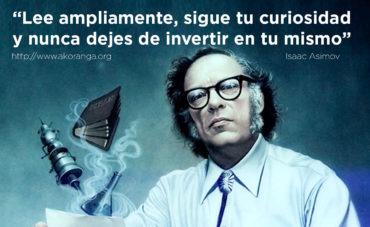6 aprendizajes del genio Isaac Asimov