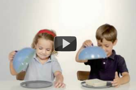 Experimento comparte y la desnutrición infantil