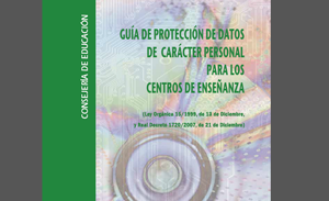 Guía de protección de datos para centros educativos