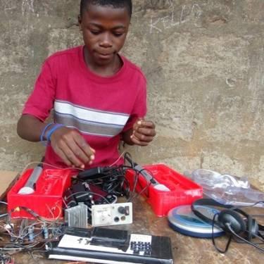 Innovate Salone, un gran proyecto en África