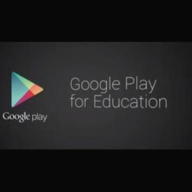 Presentan Google Play para educación