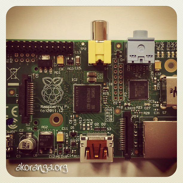 raspberry Pi en educación