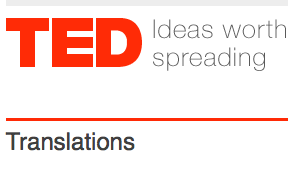 TED OpenTranslation Project