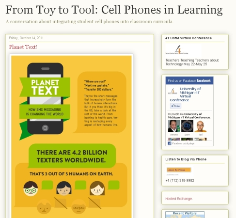 toy to tool mlearning