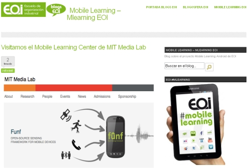 m-Learning: el aprendizaje a cualquier parte