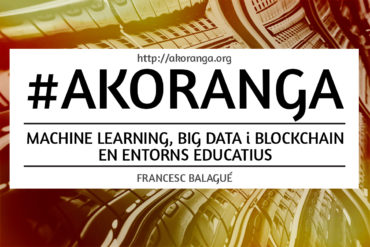 Introducció a les possibilitats del Machine Learning, Big Data i Blockchain en educació