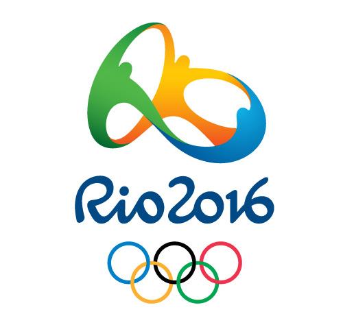 Olimpiadas y emociones, experimentar con el logotipo