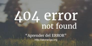 ¿Se aprende del error? Pues mire, depende.