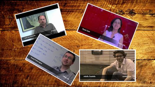 Entrevistas Blogs y Educación